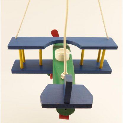 suspension-avion-coloree-en-bois-4