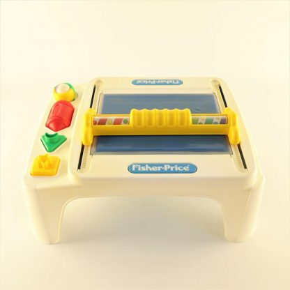 table-a-dessin-magic-de-fisher-price-base