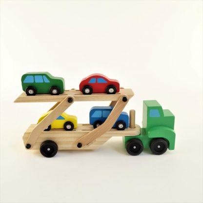 camion-en-bois-transport-de-voitures-1